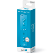Wii U Remote Plus - Blue