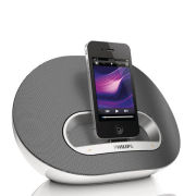 Philips DS3120/05 Docking Speaker for iPod/iPhone with Rechargeable Battery - Grade A Refurb