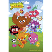 Moshi Monsters Group - Maxi Poster - 61 x 91.5cm