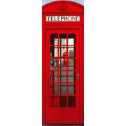 London Telephone Box - Midi Poster - 30.5cm x 91.5cm
