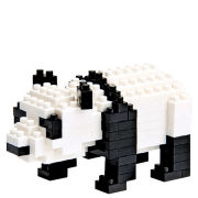 Nanoblock Großer Panda