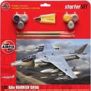 Airfix Starter Set Harrier GR9