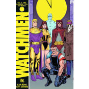Watchmen Paperback International Edition