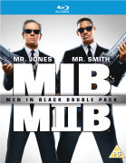 Men in Black 1 + 2