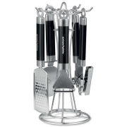 Morphy Richards 46810 Accents 4 Piece Gadget Set - Black