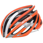 Giro Aeon Cycling Helmet Orange/White