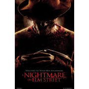 Nightmare On Elm Street One Sheet - Maxi Poster - 61 x 91.5cm