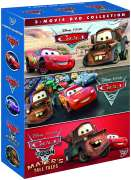 Cars 1, 2 and Cars Toon: Mater's Tall Tales
