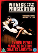 Witness to the Prosecution
