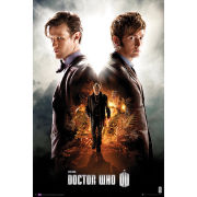Doctor Who 50th Anniversary - Maxi Poster - 61 x 91.5cm