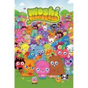 Moshi Monsters Monsters Portrait - Maxi Poster - 61 x 91.5cm