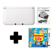 Nintendo 3DS XL White Tomodachi Life Pack