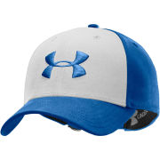 Under Armour Men's New Classic ADJ Cap - Superior Blue/White