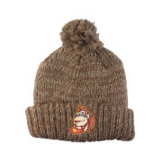Donkey Kong - Beanie Hat (Brown)