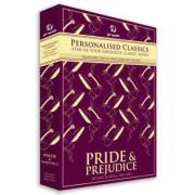 Personalised Classics: Pride and Prejudice