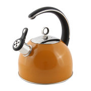Morphy Richards Accents 2.5 Litre Whistling Kettle - Orange