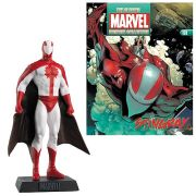 Marvel Stingray Collector Magazine with Action Figure