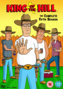 King Of The Hill - Seizoen 5 - Compleet