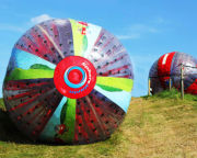 2 for 1 Harness Zorbing Experience