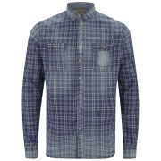 Pearly King Men's Canyon Shirt - Indigo