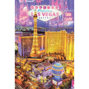 Las Vegas Collage - Maxi Poster - 61 x 91.5cm