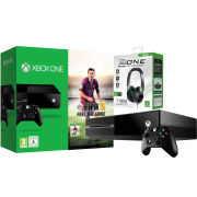 Xbox One Console - Includes FIFA 15 & Turtle Beach XO1 Headset