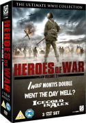 Heroes of War - Volume 2 (I Was Monty's Double / Went The Day Well / Ice Cold In Alex)