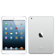 Apple iPad Mini: 16GB Wifi - White and Silver