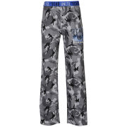 Ecko Men's Lounge Wear Trousers - Camo/Blue