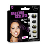 Elegant Touch Little Mix - Jade Nails