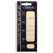 L'Oreal Paris CR Nail Stickers 007 Feuille D'Or