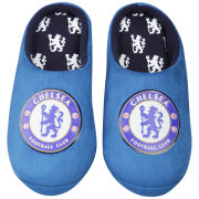 Bafiz Boys' CFC Defender Mules - Royal/Navy