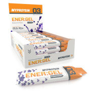 Energel Plus Caffeine - Blackcurrant (Box of 24)