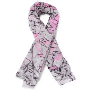 BOSS Orange Nibi Scarf - Pink