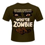 White Zombie (Poster) Men's T-Shirt