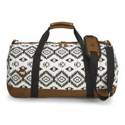 Mi-Pac Native Duffle Bag - Black/White