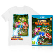 Sonic Boom: Rise of Lyric with FREE T-Shirt (Extra Large)
