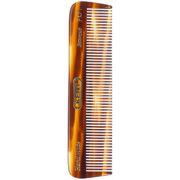 Kent Tortoiseshell Effect Fine Pocket Comb - Small (Fot)