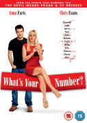 What's Your Number? (Includes Digital Copy)