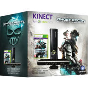Xbox 360 250GB Bundle (Includes Kinect Sensor and Ghost Recon: Future Soldier Bundle)