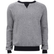 Brave Soul Men's Rocky Jumper - Navy