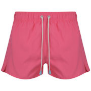 Oiler & Boiler Men's Tuckernuck Shortie Swim Shorts - Calypso Coral