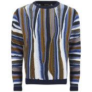 Surface to Air Men's Bones Sweater V1 - Multicolour