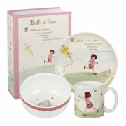 Belle & Boo Birthday Surprise 3 Piece Set