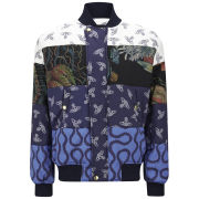 Vivienne Westwood Anglomania Men's Robinson Crusoe Puffer Jacket - Multi