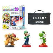 Mario Party 10 amiibo Pack - Mario, Yoshi, Bowser & Luigi