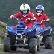 Junior Quad Biking Experience For One