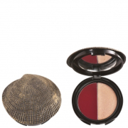 DuWop Isla Sirena Antique Sea Shell  Lip Compact - Thief