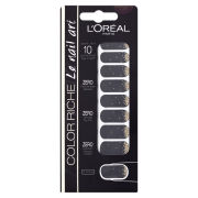 L'Oreal Paris CR Nail Stickers Poudre D'Or 009