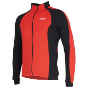 Pbk Performance Long Sleeve Cycling Jersey Red
